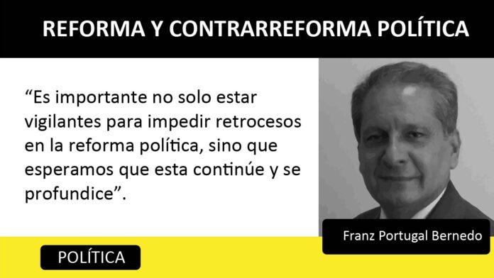 Cita política Perú